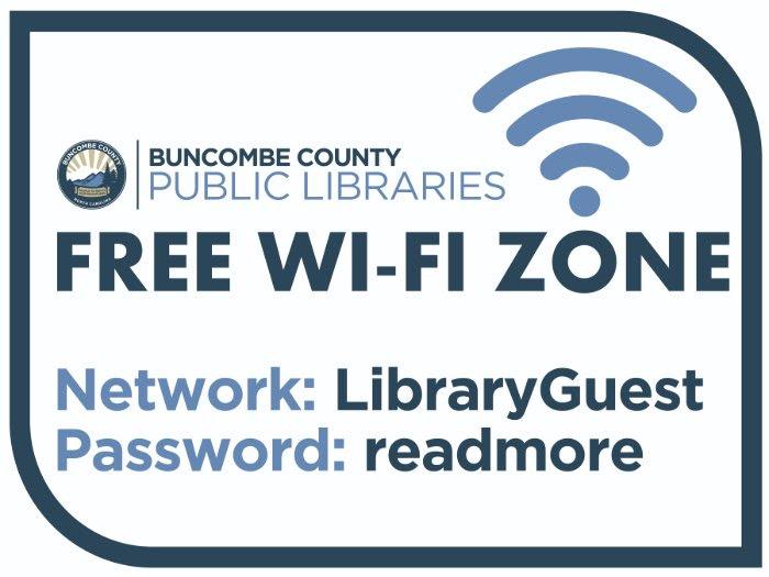 Buncombe Free WiFi