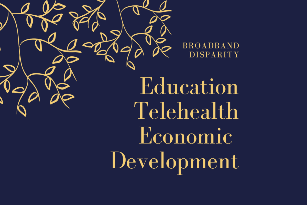 Broadband disparity