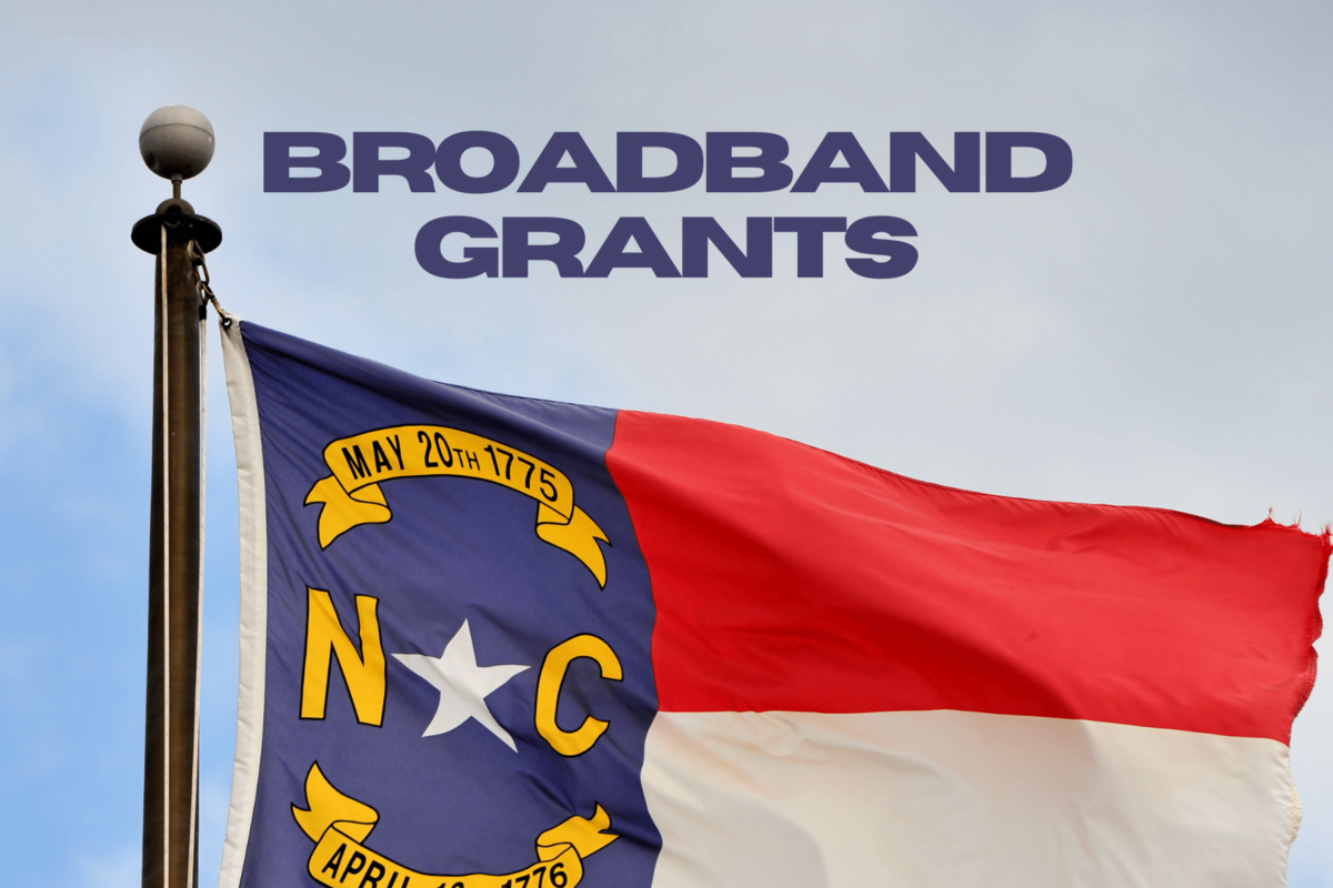 NC Broadband Grants