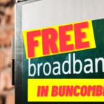 Free broadband in Buncombe