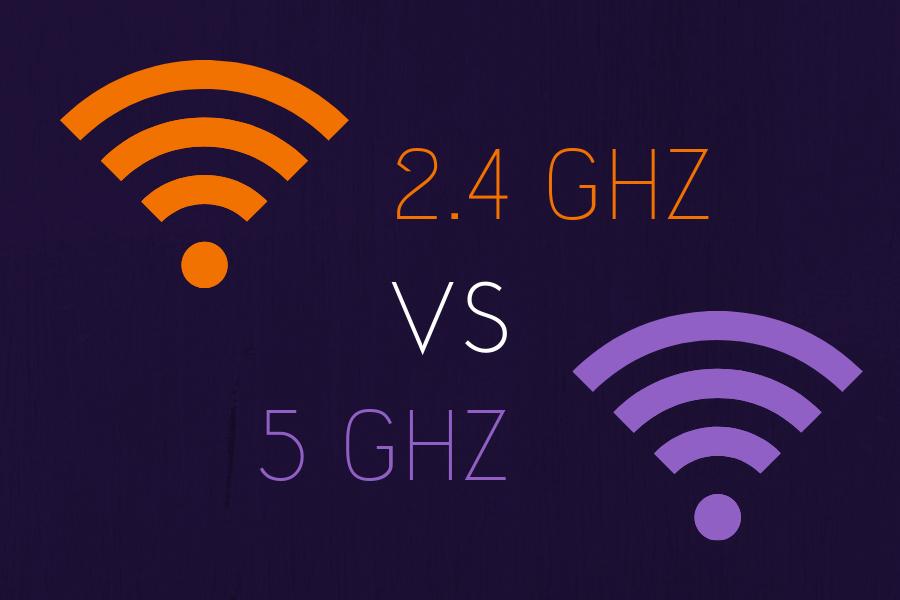 2.4 Ghz vs 5 Ghz WiFi