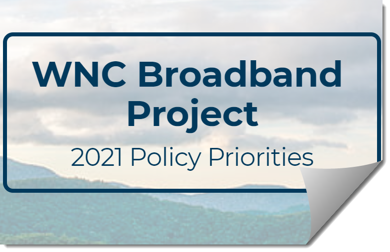 2021 Policy Priorities