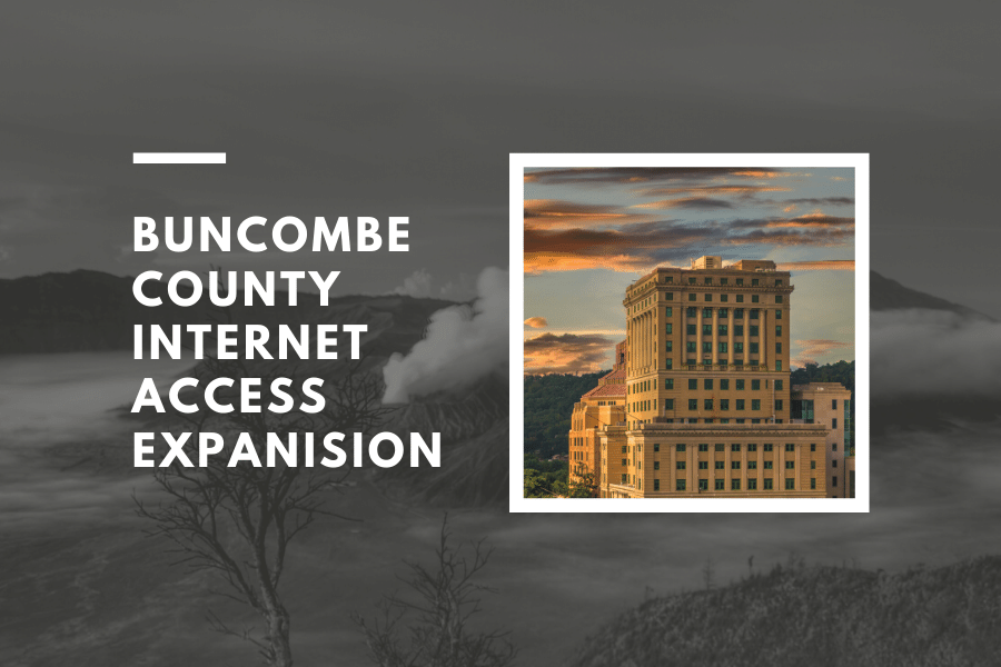 Buncombe County Internet Access Expansion
