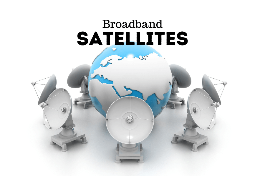 Broadband Satellites