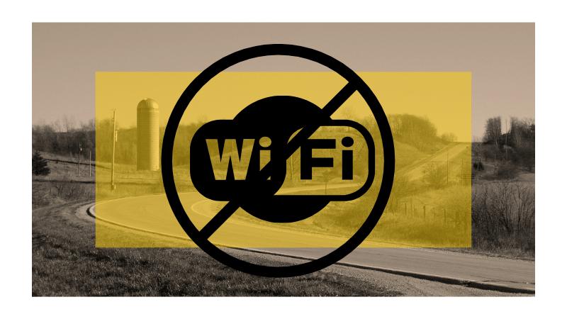no wnc wifi