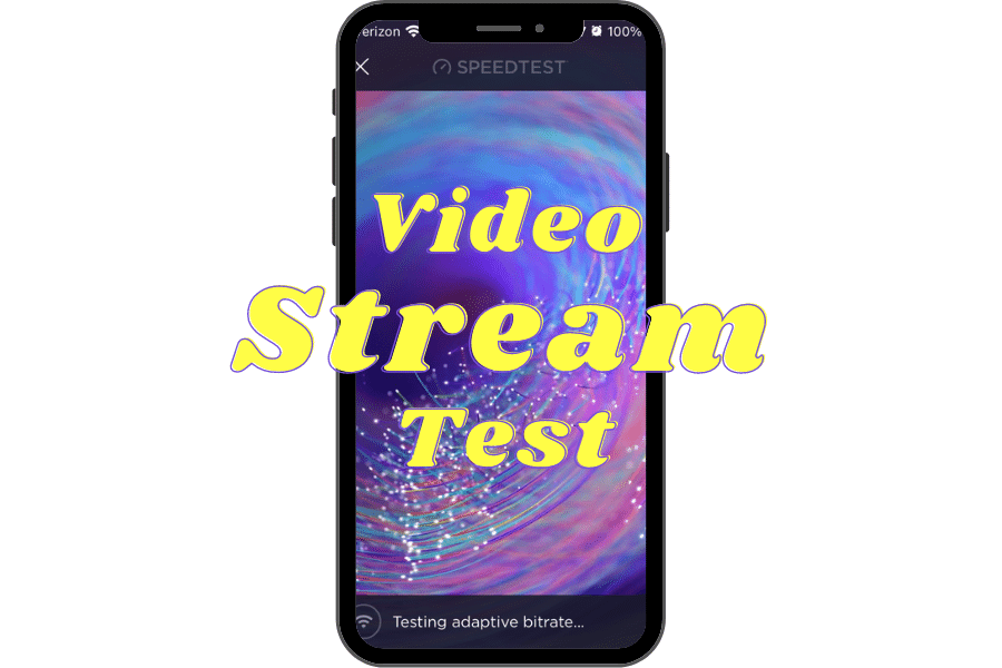Video Stream Test