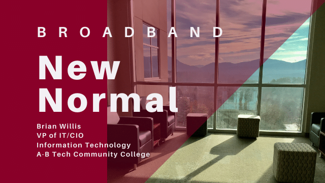 Broadband - New Normal