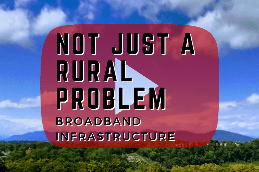 Not just a rural problem