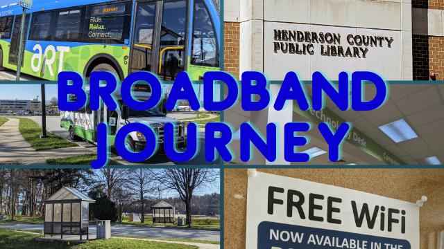 Broadband Journey