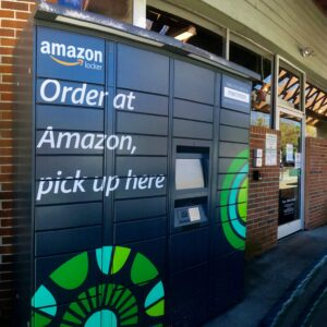 Amazon Locker - Whole Foods Merrimon Ave, Asheville, NC