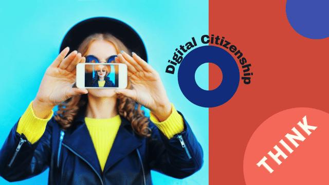 Digital Citizenship - THINK