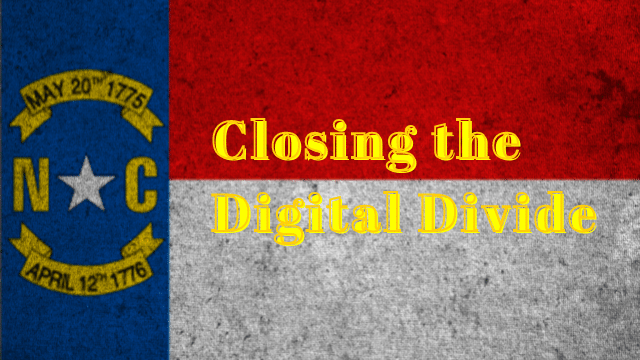 NC - Closing the Digital Divide
