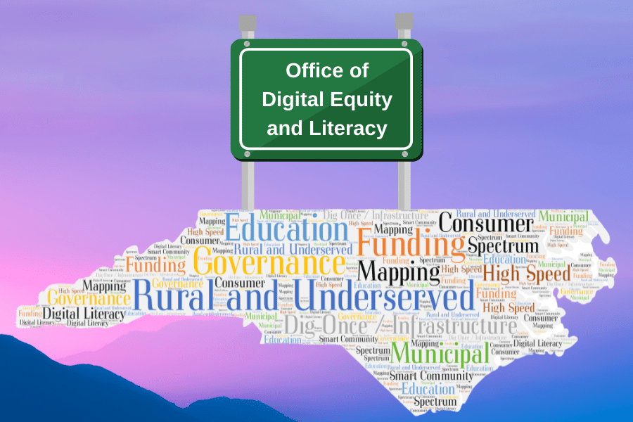 NC Office of Digital Equity & Literacy