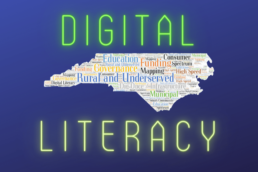 Digital Literacy in NC