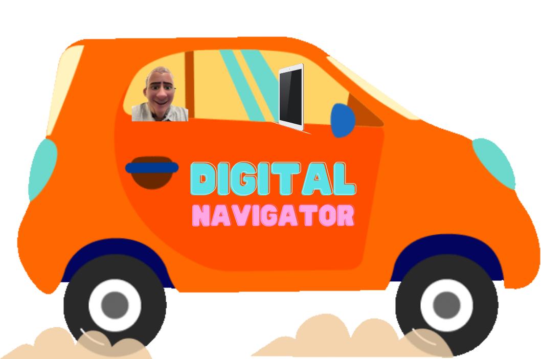 Mobile Digital Navigator Marc Czarnecki